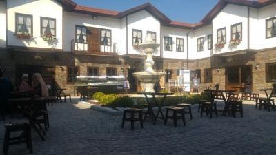 Ankara Bedesten Çelik Projesi