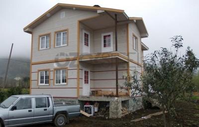 Arhavi Hafif Çelik Villa -Artvin -145 m²