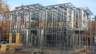 Ankara Konukevi Çelik Yapı - Altınpark