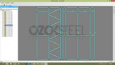 Çelik Yapı Üretim Teknolojisi
