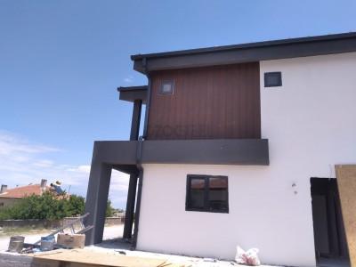 Coşkun Hafif Çelik Villa -Nevşehir -143 m²