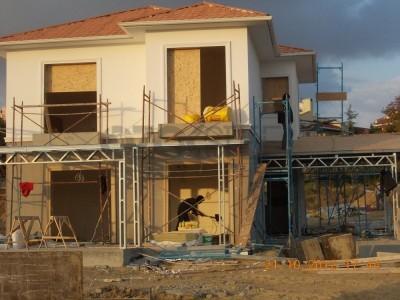 Deep Blue Çelik Evleri Montaj Aşaması