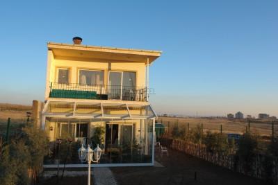 Papatya Hafif Çelik Villa -İncek-Ankara -80 m²