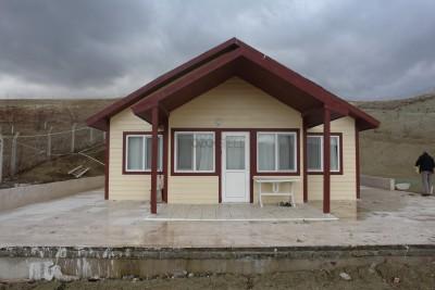 Pecenek Hafif Çelik Villa-Sincan -Ankara -110 m²