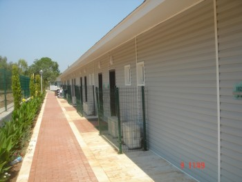 Otel ve Motel Prefabrik Yapılar
