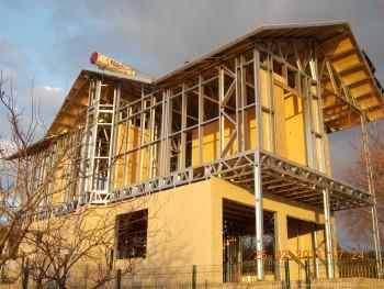 Bandırma Gemi Hafif Çelik Villa -Balıkesir -160 m²
