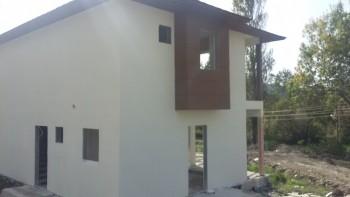 Bartın Hafif Çelik İkiz Villaları-Bartın 170 m²
