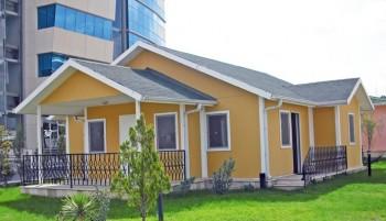 Betül Hafif Çelik Villa -Düzce-90 m²