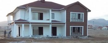 Beyşehir Hafif Çelik Villa -Konya -180 m²
