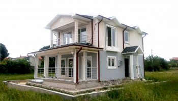 Ender Bey Hafif Çelik Villa -Çanakkale-130 m²