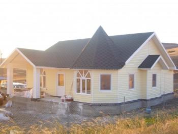 Şabanözü Hafif Çelik Villa -Çankırı -210 m²