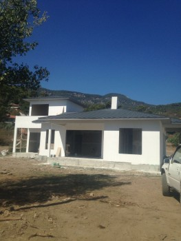 Dalyan Hafif Çelik Villa -Muğla -113 m²