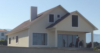 Deniz Hafif Çelik Villa -Samsun-140 m²