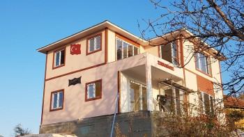 Dursun Hafif Çelik Villa -Kırıkkale-154 m²