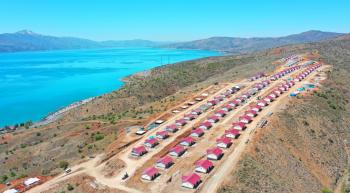 Elazığ Hafif Çelik Köy Evleri Projesi