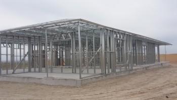 Erbil Yönetim Binası Çelik (Kurşun Geçirmez)