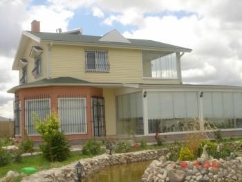 Gölbaşı Hafif Çelik Villa-Ankara -180 m²