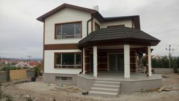 Erarslan Hafif Çelik Villa-Gölbaşı-Ankara -252 m²