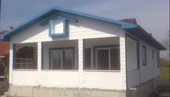 Güney Güneş Hafif Çelik Villa-Ankara 90 m²