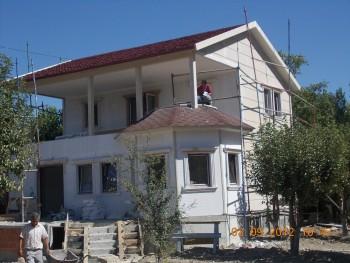 Gürbağ Hafif Çelik Villa -Ankara 176 m²