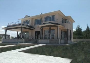 Hacer Hanım Hafif Çelik Villa - Gölbaşı-254m²