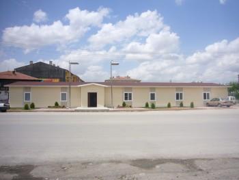 İskitker Kentsel Dönüşüm Hafif Çelik Yapılar -Ankara-450 m²