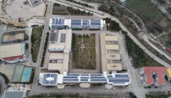 Karabük Üniversitesi Hafif Çelik Çatı Projesi
