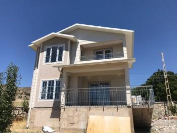 Nuray Hafif Çelik Villa -Ayaş-Ankara -127 m²