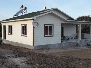 Ömer Hafif Çelik Villa-Kırıkkale -89 m²