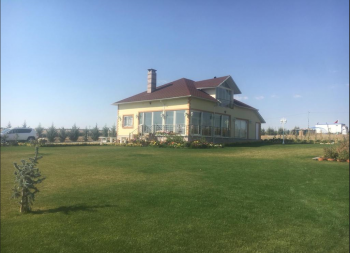 Önder Bey Güneş Hafif Çelik Villa-Ankara -170 m²