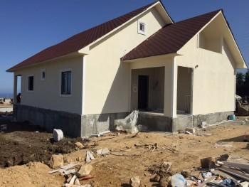 Samsun Hafif Çelik Villa-220 m²