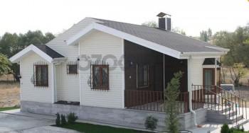 Sıla Hafif Çelik Villa -Ankara -100 m²