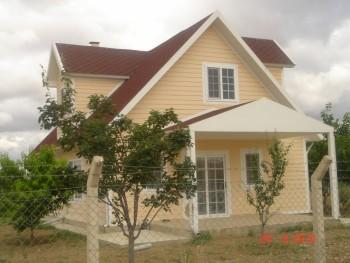 Temelli Hafif Çelik Villa -160 m²