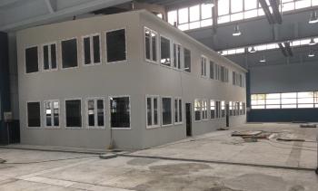 TEMSAN Ofis Binaları-Ankara -380+60 m²