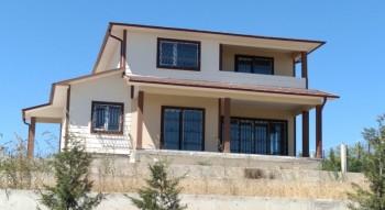 Tuğhan Hafif Çelik Villa -Gölbaşı-Ankara -140 m²