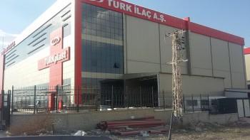 Türk İlaç Sandviç Panel-Ankara