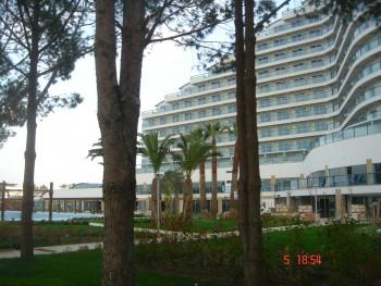 Vanesa Otel Çelik Bahçe Villaları Didim