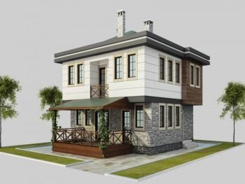 Asmalı Konak Çelik Villa