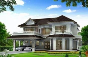 Balkon Çelik Villa