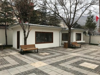 Elbistan Müzesi Bekçi Kulübesi -Kahramanmaraş -20 m²