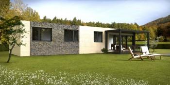 Erdem Hafif Çelik Villa -100 m²