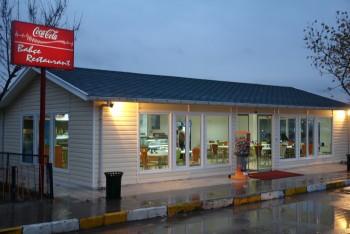 Etlik Zübeyde Hanım Kadın Doğum Hastanesi Cafe -Ankara -200 m²