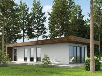 Funda Hafif Çelik Villa -70 m²