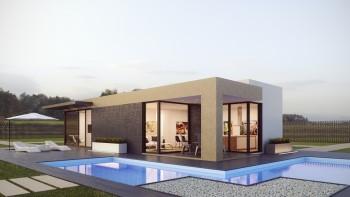 Rengi Hafif Çelik Villa-80 m²