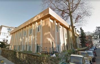 İstanbul Kadıköy İbrahim Öktem İlkokulu