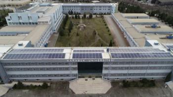 Karabük Üniversitesi Hafif Çelik Çatı Projeleri-1590 m²