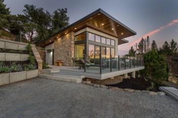Koza Hafif Çelik Villa -30 m²
