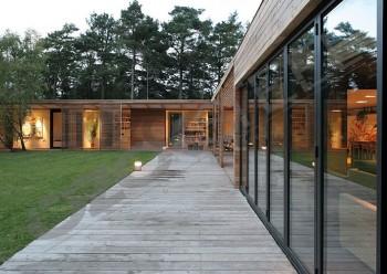 Manolya Hafif Çelik Villa-210 m²