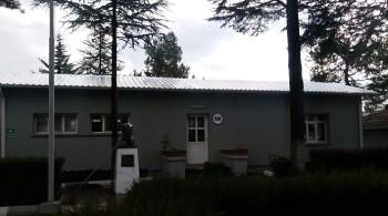 Milli Savunma Bakanlığı Hafif Çelik Çatı Projesi -Balıkesir-Bursa