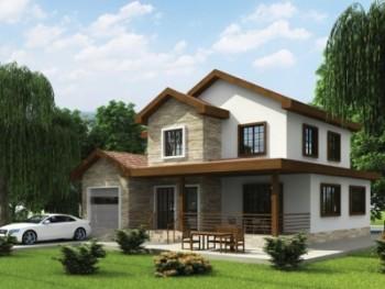 Modern Çelik Villa